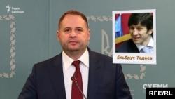 Андрій Єрмак був помічником саме у народного депутата Ельбруса Тедеєва протягом трьох скликань поспіль