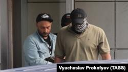 Серебренников выходит в Следственного комитета, 22 августа 2017