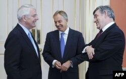 Bivši britanski premijeri John Major, Tony Blair i Gordon Brown, svi su bili protiv Brexita