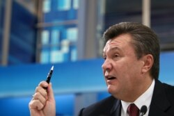 Ваша Свобода   Янукович на суді