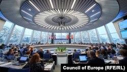 Комитетът на министртите към Съвета на Европа