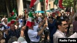 مخالفان نایاک میگویند این تشکل «نه نماینده جامعه ایرانیان مقیم آمریکاست و نه انعکاس امیدهای واقعی مردمی که در ایران زندگی میکنند»