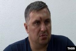 Задержанный в Крыму Евгений Панов. Август 2016 года