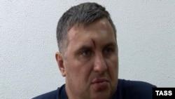 Панов, рассказывающий на видео ФСБ об участии в диверсионной группе
