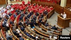 Порламони Украина, 13 ноябр