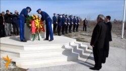Кај Мостар одбележана 10-годишнината од загинувањето на Борис Трајковски