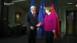 Savezništvo EU i SAD na ivici pucanja