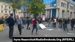 Сутички в центрі Одеси, 2 травня 2014 року