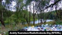 Звична картина на берегах річки
