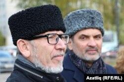 Дамир Исхаков һәм Габдерәүф Забиров