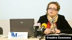 Ана Јаневска Делева, извршен директор на Транспарентност Македонија