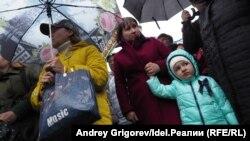 Вознесенское против Генплана: мобилизация под проливным дождём