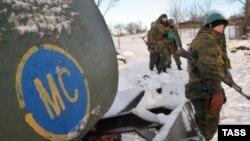 Тбилиси намерен взять снабжение миротворцев под свой контроль