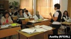 Рәсимә Садыйкова мастер-класс үткәрә