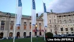 Oficiul OSCE de la Viena, Palatul Hofburg