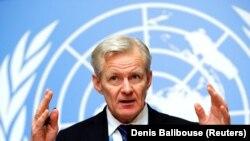 یان ایگلند هشدار داد وضعیت استان ادلب در سوریه بغرنج است
