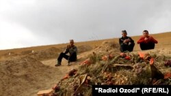 Умедджон Хасанов был похоронен на своей малой родине в районе Хамадони