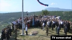 Obilježavanje Dana zahvalnosti, Knin, avgust 2014.