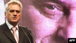 lider Radikala i predsednički kandidat Tomislav Nikolić