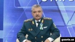 Министр внутренних дел Узбекистана Абдусалом Азизов.