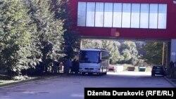 """Privremeni migrantski centar """"Bira"""" u Bihaću"""