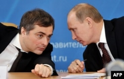 Vladislav Surkov, ruski biznismen i političar čečenskog porekla, bio je zamenik Putina dok je bio premijer