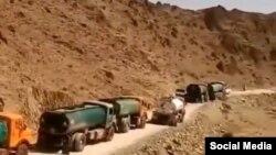 Fuel smuggling in Sistan-Baluchestan