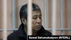 Данияр Нарымбаев.