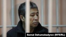 Данияр Нарымбаев. Архивное фото.