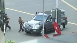Deadly Terror Attack Hits Jakarta