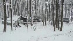 Erdőkben húzzák meg magukat a Boszniában rekedt menekültek