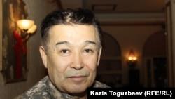 Айдархан Даулбаев, прикомандированный в 1979 году к «мусульманскому батальону», участвовавшему в штурме дворца Амина. Алматы, 21 декабря 2019 года.