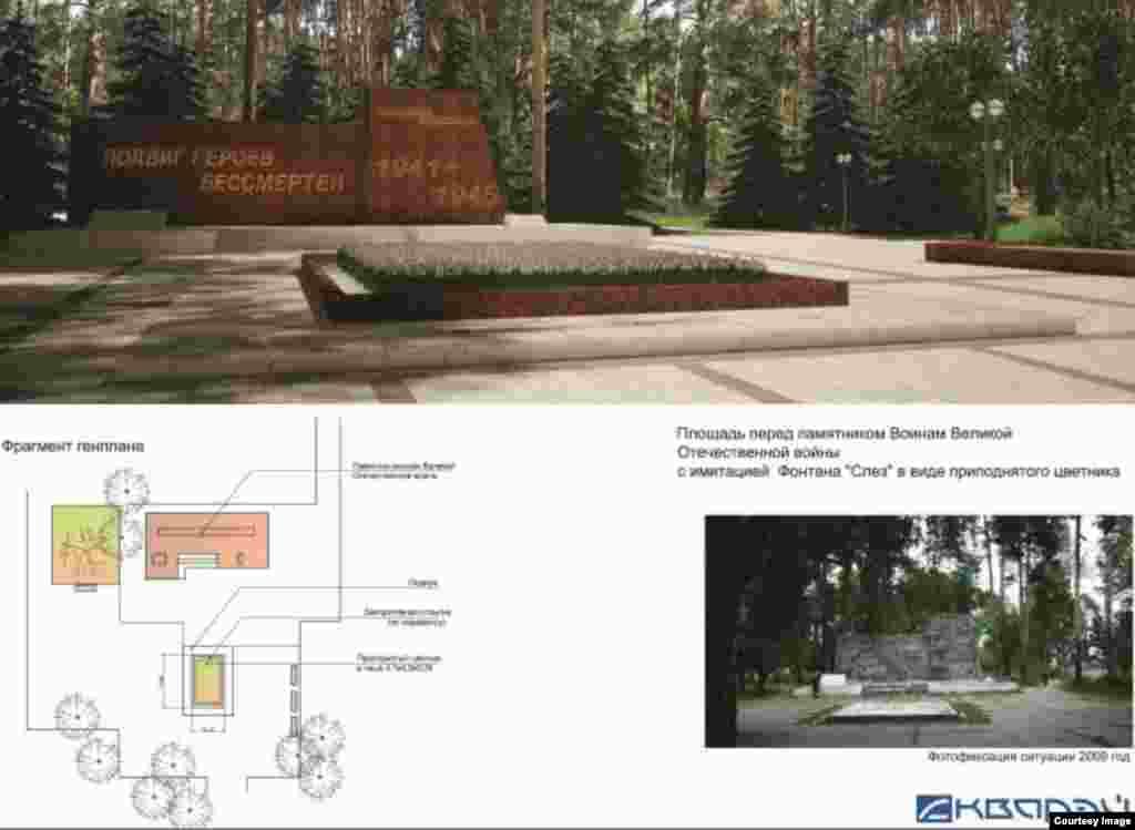 Сәид-Галиев паркы проекты