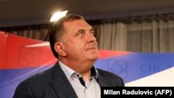 Dodik, lider i serbëve të Bosnjës në Republikën Serbe