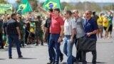 Brasil - The coronavirus disease (COVID-19) outbreak in Brasilia