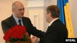 Євген Удод , екс-голова Дніпропетровської обласної ради