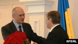 Євген Удод , голова Дніпропетровської обласної ради
