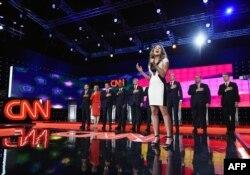 نامزدهای جمهوریخواه در مناظره درونحزبی در دسامبر ۲۰۱۵