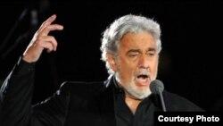 Աշխարհահռչակ երգիչ Պլասիդո Դոմինգո, արխիվ