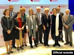 Ministrul român al culturii la întîlnirea cu omologii săi din UE la Frankfurt