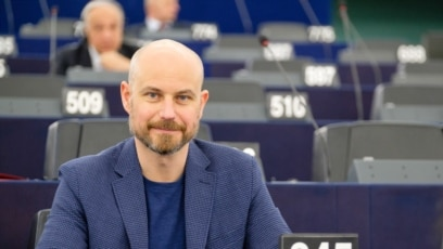Vladimir Bilcik -- new rapporteur for Serbia on behalf of EPP group at the European Parliament, undated