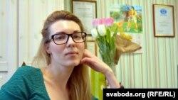 Сьпявачка і заснавальніца вакальнай школы Вераніка Яноўская