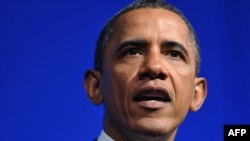 """U.S. President Barack Obama says his jobs plan will give a """"jolt"""" to the stalled U.S. economy."""