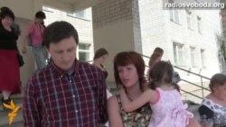 Переселенці з Криму голосують у Львові