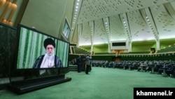 سخنرانی ویدئویی علی خامنهای برای نمایندگان مجلس، ۶ خرداد ۱۴۰۰