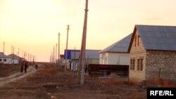 Атыраудың іргесіндегі Жұмыскер 2 ауылы