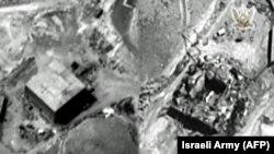 Pamjeve nga arkivi të sulmeve raketore në Siri