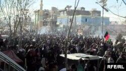 اعتراض باشنده های فیروزکوه به بودجه ملی