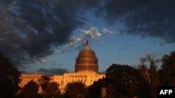 Вашингтондағы Капитолий ғимараты.
