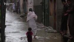 ТВ вести - Поплави во Македонија и Пакистан